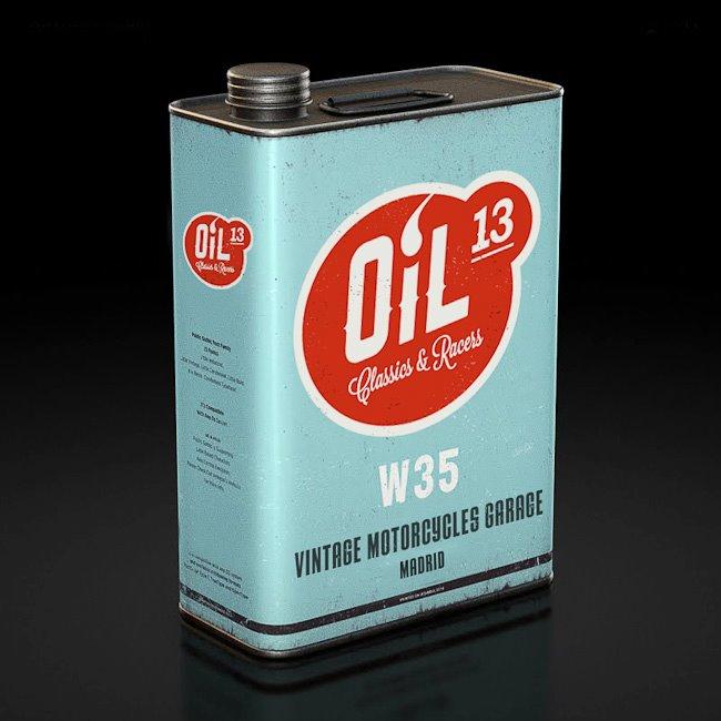 Oil13 Lata