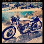 Oil13 Kz Cafe Racer Summer lake