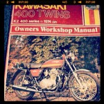 Oil13 Cafe & Racer Kz400 Guide