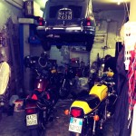 Honda4fun GM2013 Napoles Garage