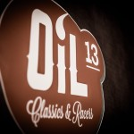 Oil13 - Vintage Garage Madrid Taller Logo