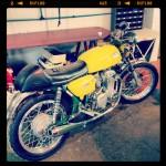Oil13 & Honda4fun Honda CB350 Four GM13 Right Side