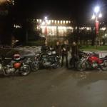 Oil13 - Vuelta por Milán - Palacio Sforzesco 1