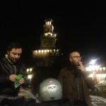 Oil13 - Vuelta por Milán - Palacio Sforzesco 2