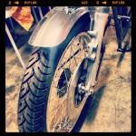 Oil13 Cafe & Racer - Kawasaki KZ 400 Fender