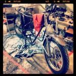 Oil13 Cafe & Racer - Kawasaki KZ 400 Front Size