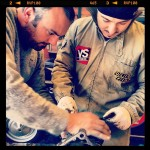 Oil13 - Fiat 500 L arreglando el Cambio