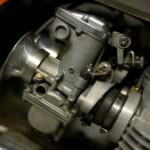 Oil13 - Honda CB500 Four K3 1979 DD Carburator Detail