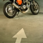 Oil13 - Honda CB500 Four K3 1979 DD Right One
