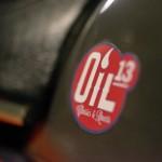 Oil13 - Honda CB500 Four K3 1979 DD Sticker
