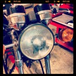 Oil13 – Kawasaki Kz400 D4 Headlight Detail