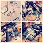 Oil13 - Kawasaki Kz400 Frontal Brake Oil Pump  Restoration 1