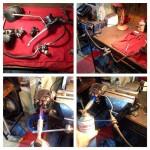 Oil13 - Kawasaki Kz400 Frontal Brake Oil Pump  Restoration 2