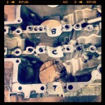 Oil13 – Kawasaki kz400 Abriendo el Motor 15