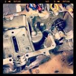 Oil13 – Kawasaki kz400 Abriendo el Motor 17