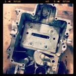 Oil13 – Kawasaki kz400 Abriendo el Motor 18