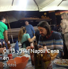 Oil13 - Album H4F Napoli Cena en Castellamare On Flikr