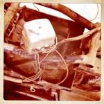 Oil13 Restaurando el Poderoso Jawa350 Con Sidecar en Nápoles_15