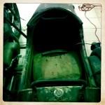 Oil13 Restaurando el Poderoso Jawa350 Con Sidecar en Nápoles_19