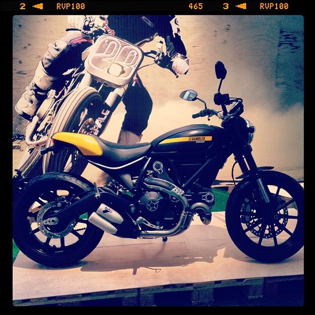 Oil13 – Presentación de la Ducati Scrambler en Madrid_1