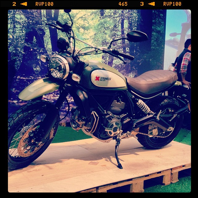 Oil13 – Presentación de la Ducati Scrambler en Madrid_11