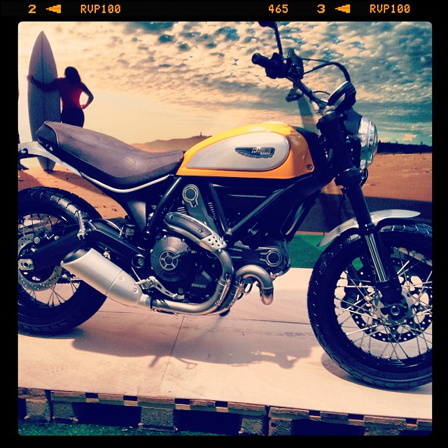Oil13 – Presentación de la Ducati Scrambler en Madrid_4