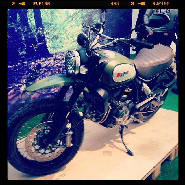 Oil13 – Presentación de la Ducati Scrambler en Madrid_5