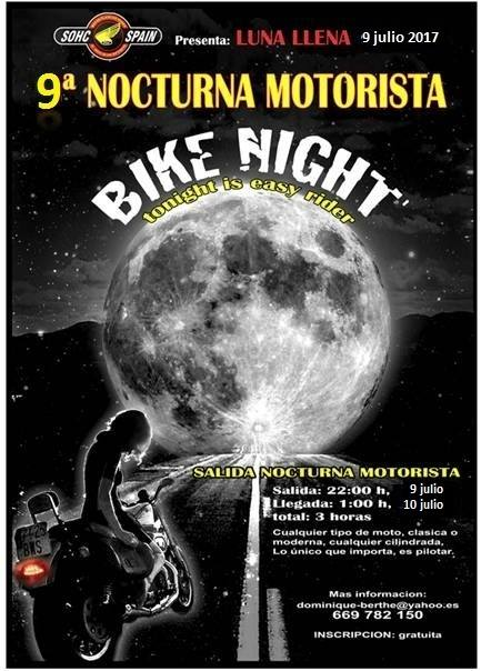 SohcSain 9 Nocturna Fool Moon Ride