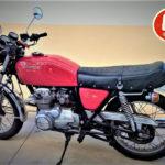 Oil13 Logo Honda CB400 Four Super Sport 1977 La Fenice Logo