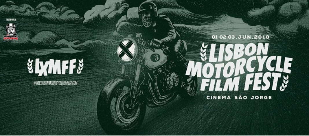 Lxmff _ 2018 - Lisbon Motorcycle Film Fest 2018