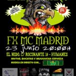 Oil13 - FX MC Madrid 2018 - 3º Aniversario