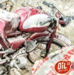 Oil13 - Moto Guzzi Hispania Cardellino 73cc - 1964