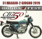 17 Honda4Fest 2019 Locandina